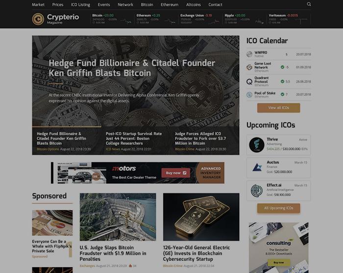 Cryptocurrency Magazine