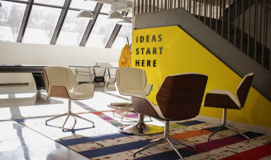 Ideas Start Here
